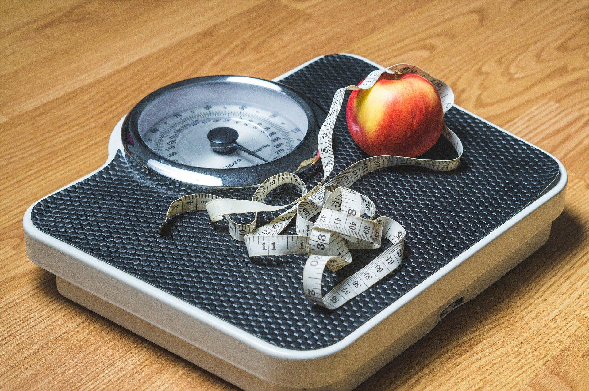 ζυγαριά δίαιτα