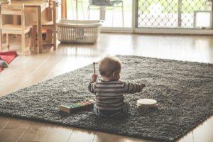 παιχνιδι μωρό