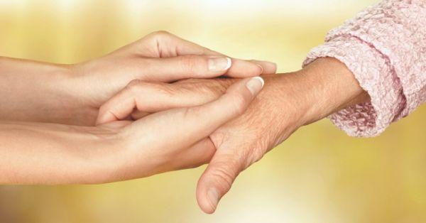 Χέρια ηλικία
